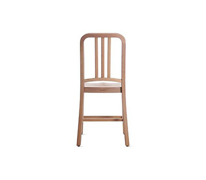 1006 Navy® Wood Chair