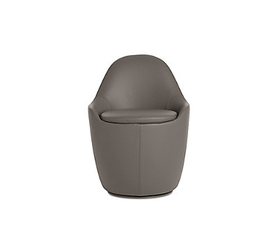 Lína Swivel Dining Side Chair