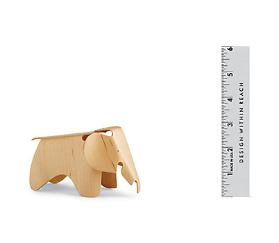 Vitra Miniatures Collection: Eames® Plywood Elephant