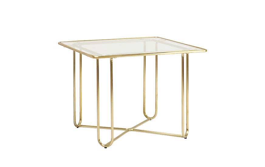 Walter Lamb Square Dining Table