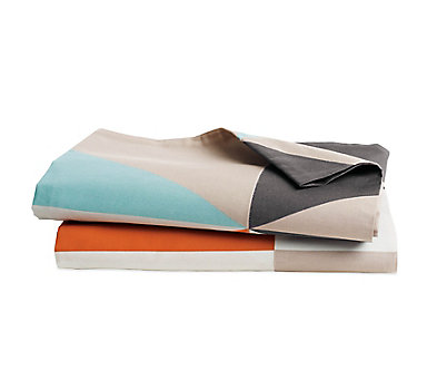 DWR Diamond Percale Pillowcases, Set of 2