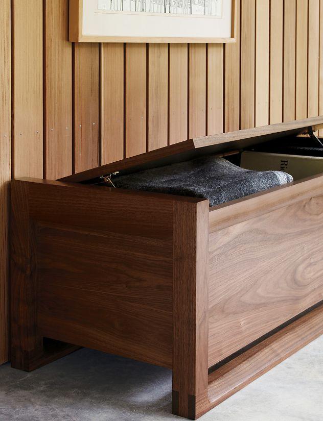 Matera Storage Bench Design Within Reach