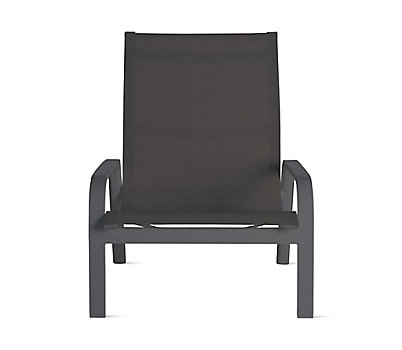 Stack High-Back Lounge Chair