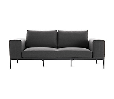 Grid Two-Seater Sofa