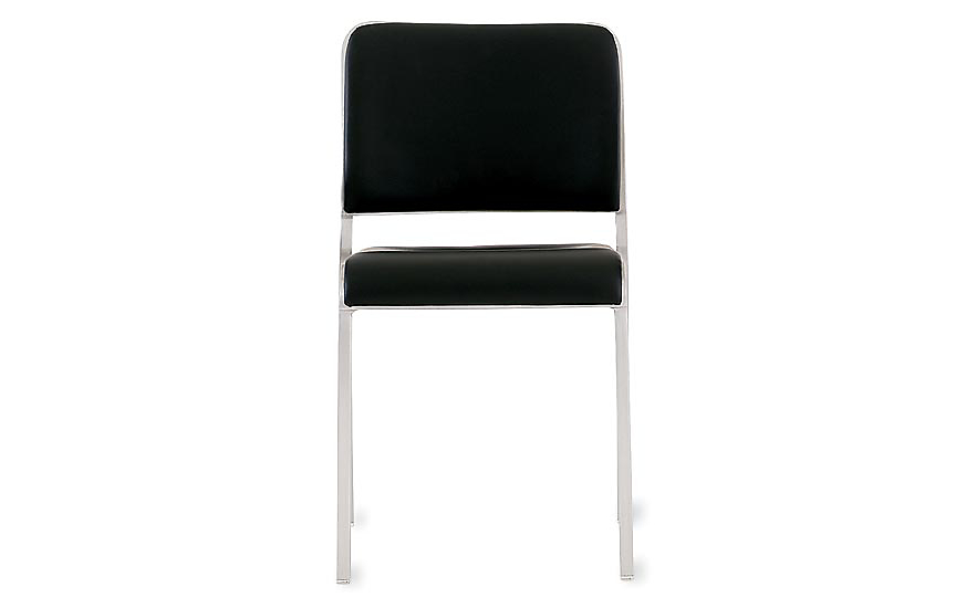 20-06 Stacking Chair Upholstered