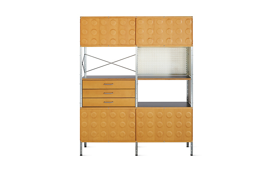 Eames® Storage Unit, 4x2