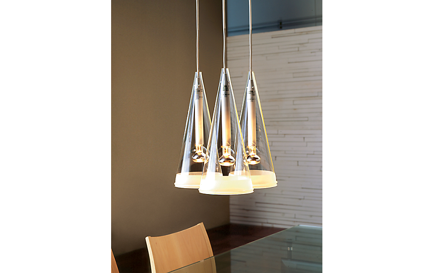 Fucsia pendant lamp 3 1 of 2