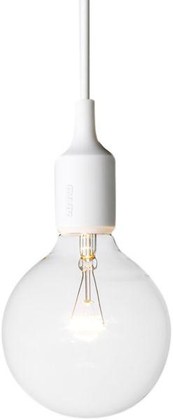 Muuto E27 Hanglamp : E pendant light design within reach