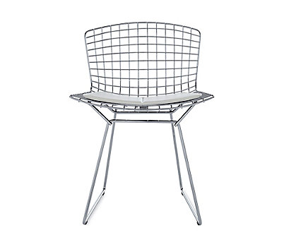 Bertoia Side Chair with Seat Pad