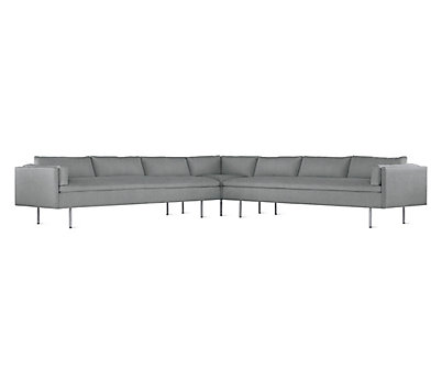 Bolster Corner Sectional