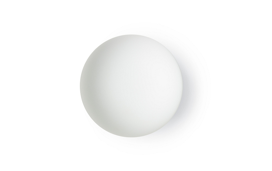 Glo-Ball Ceiling/Wall Zero Sconce