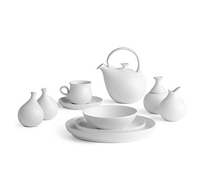 Granit 25-Piece Dinnerware Set