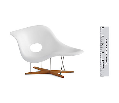 Vitra Miniatures Collection: Eames® La Chaise