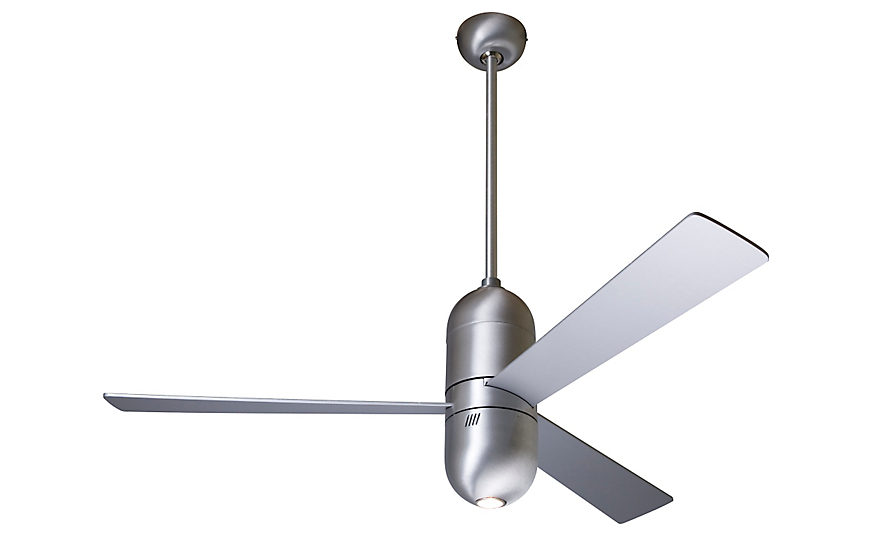 Cirrus Ceiling Fan with Halogen Light