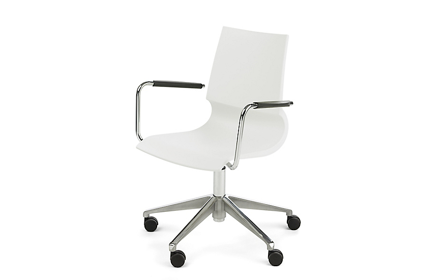 Gigi® Swivel Armchair