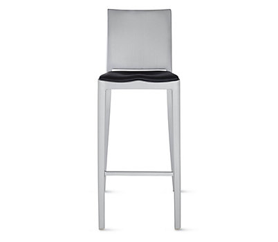 Hudson Barstool with Seat Pad