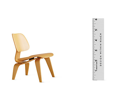 Vitra Miniatures Collection: Eames® LCW