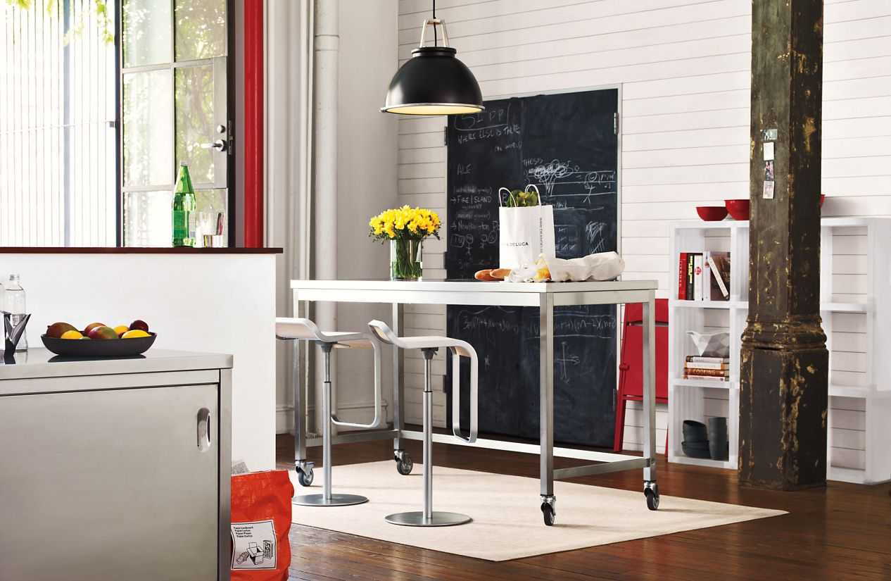 LEM Piston Stool