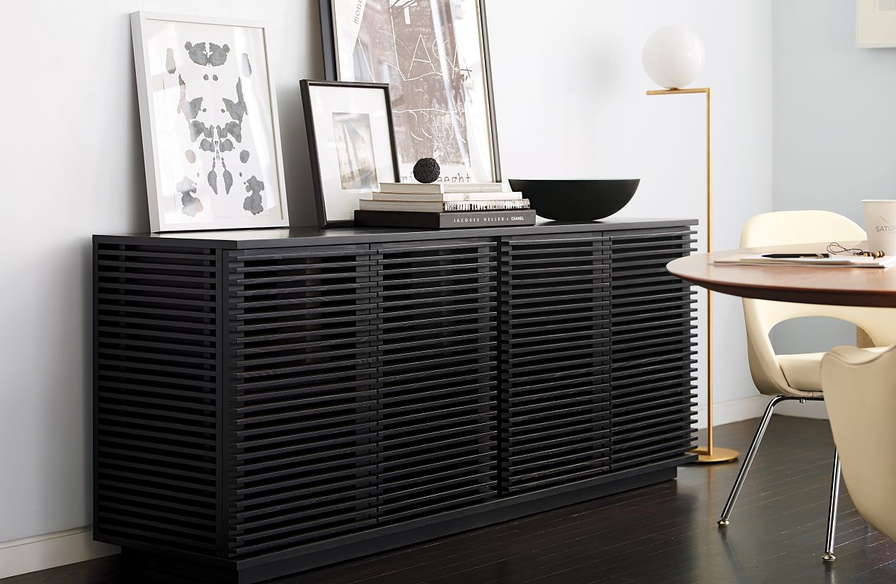 Line Credenza Small Design Within Reach