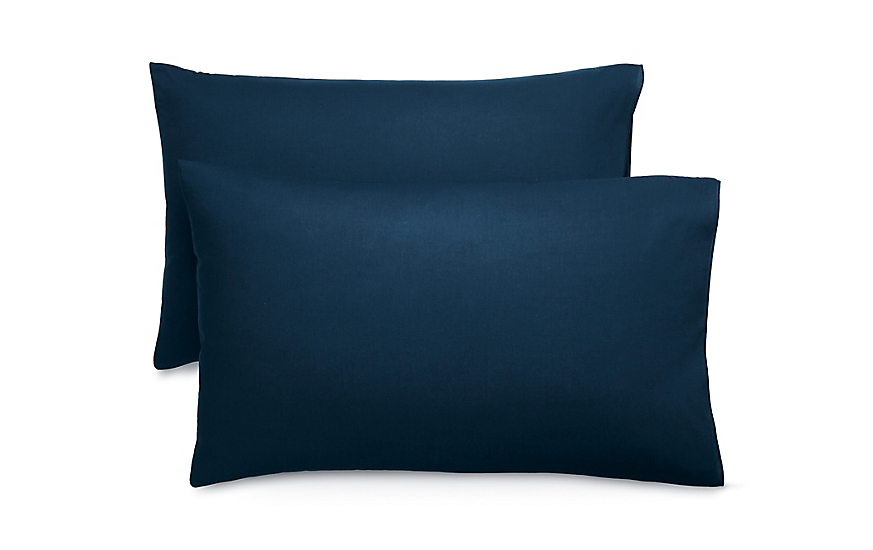 DWR Percale Pillowcases, Set of 2