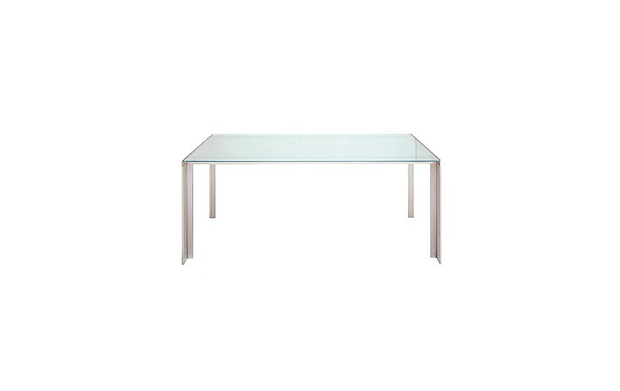 Deneb Glass Table