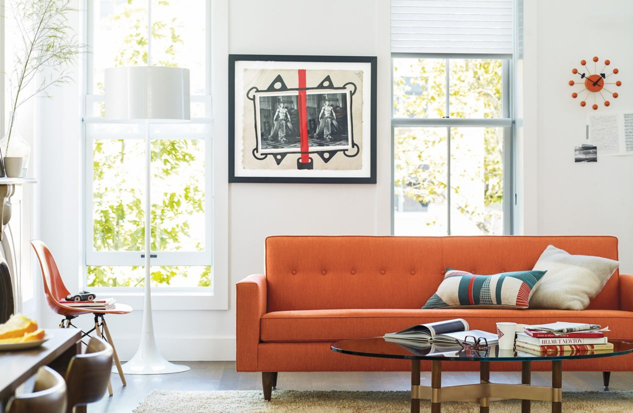 Bantam 86 Sofa Design Within Reach