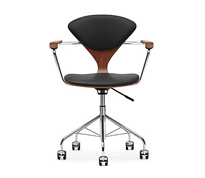 Cherner® Task Chair with Upholstered Seat Pads