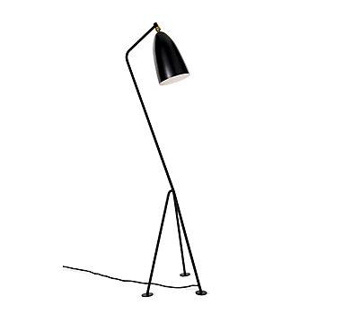 Modern floor lights design within reach grasshopper floor lamp designed aloadofball Gallery