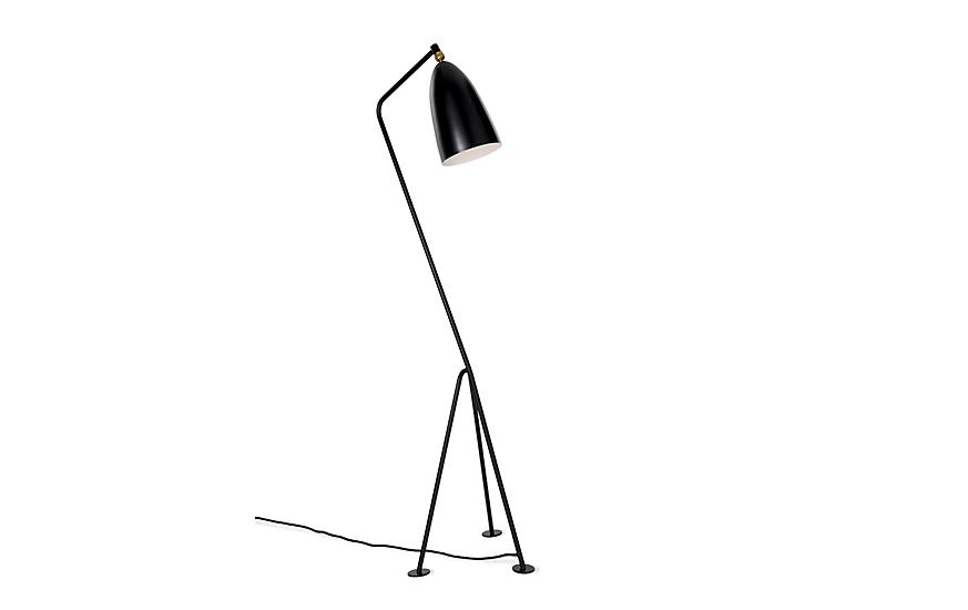 grasshopper floor lamp herman miller. Black Bedroom Furniture Sets. Home Design Ideas