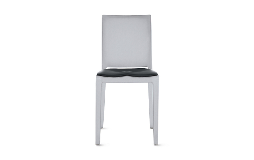 Hudson Chair with Seat Pad