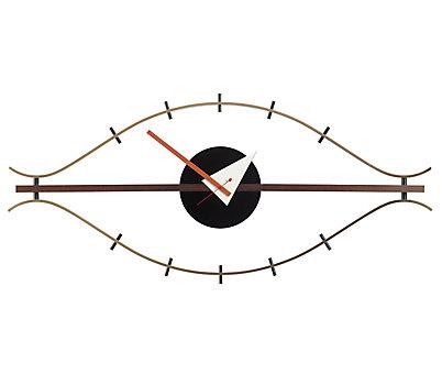 Eye Clock Nelson - Design Within Reach