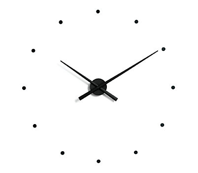 OJ Wall Clock, Regular