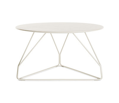 Polygon Wire Table, Medium