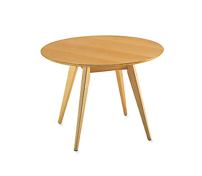 Risom Round Dining Table
