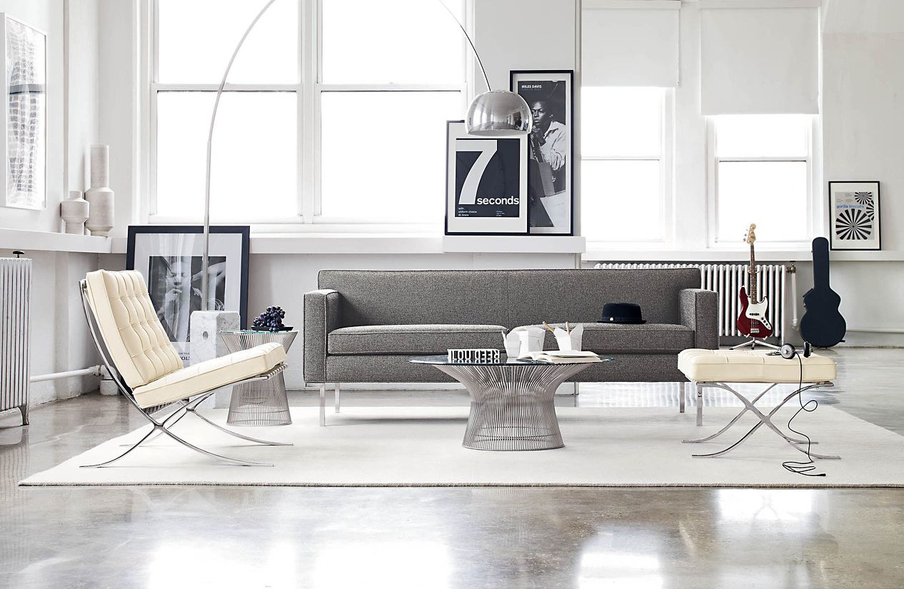 platner side table design within reach. Black Bedroom Furniture Sets. Home Design Ideas