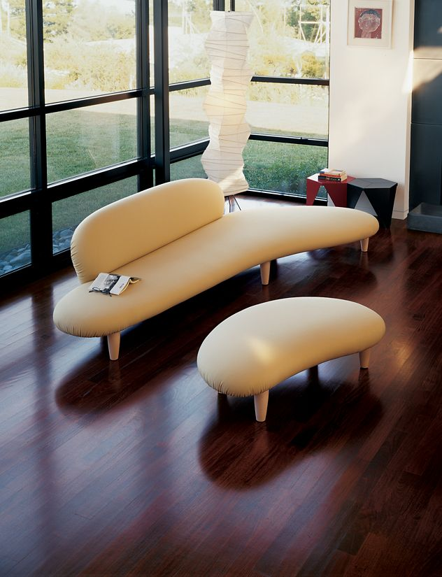 Noguchi 174 Free Form Sofa Design Within Reach