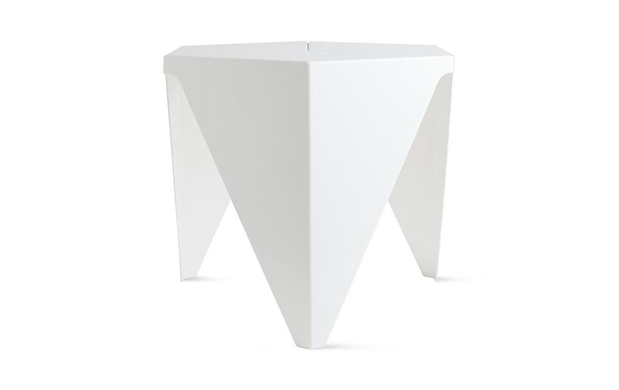 noguchi prismatic table design within reach. Black Bedroom Furniture Sets. Home Design Ideas