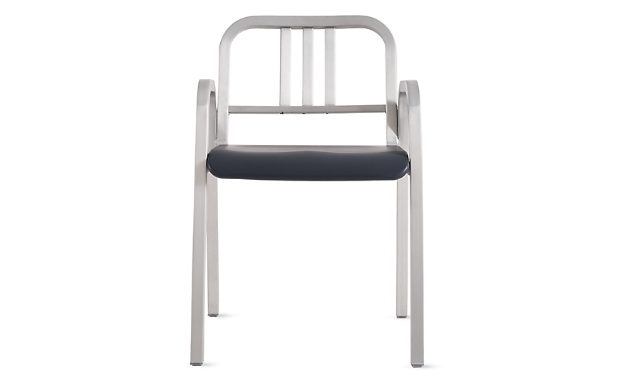 Nine-0™ Stacking Armchair - 3 Bar Back