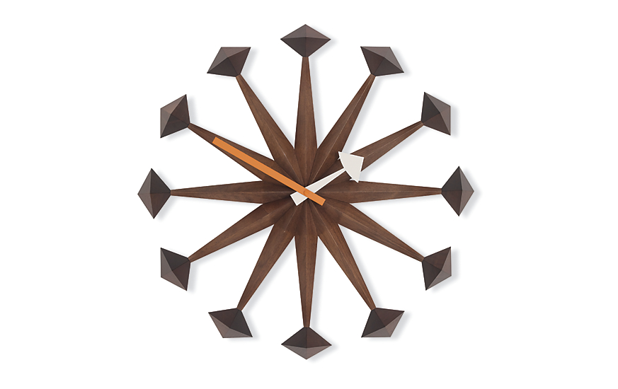 Nelson™ Polygon Clock