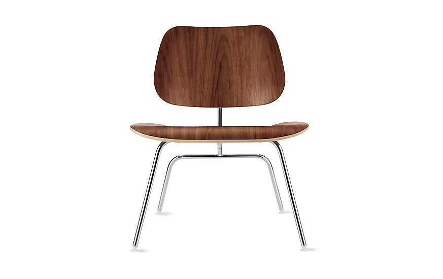 Eames® Molded Plywood Lounge Chair (LCM)