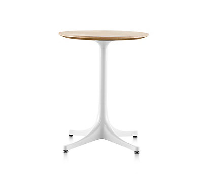 Nelson™ Pedestal Side Table
