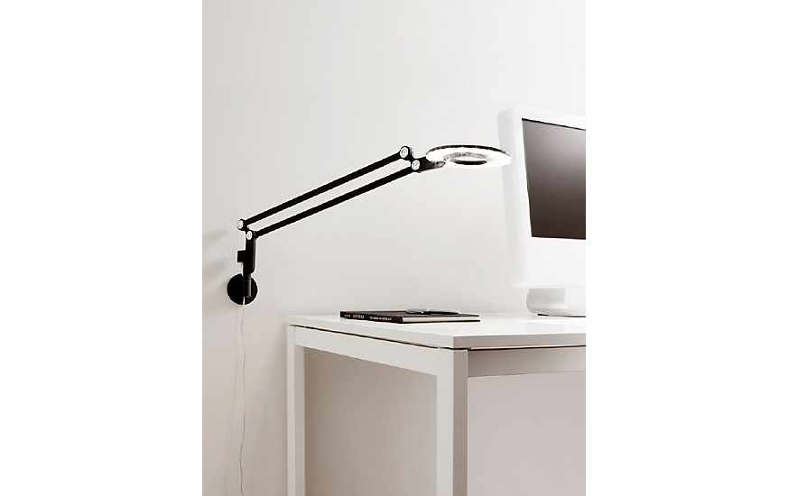 Link LED Wall-Mount Lamp, Small
