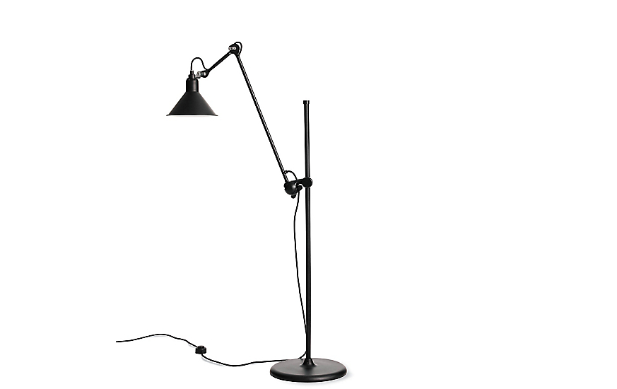 Lampe Gras Model 215L Floor Lamp