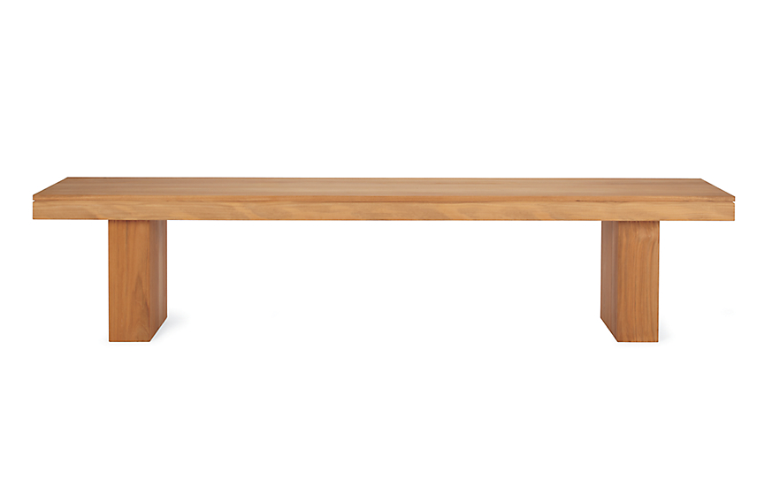 Kayu Teak Dining Bench