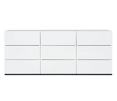 Brix Nine-Drawer Dresser