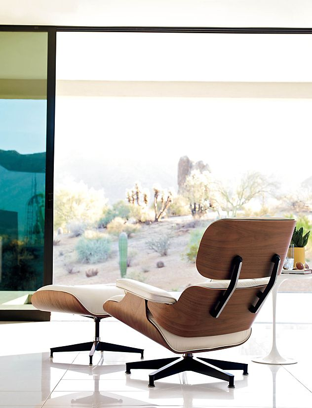 Amazing Eames Lounge Chair Pabps2019 Chair Design Images Pabps2019Com