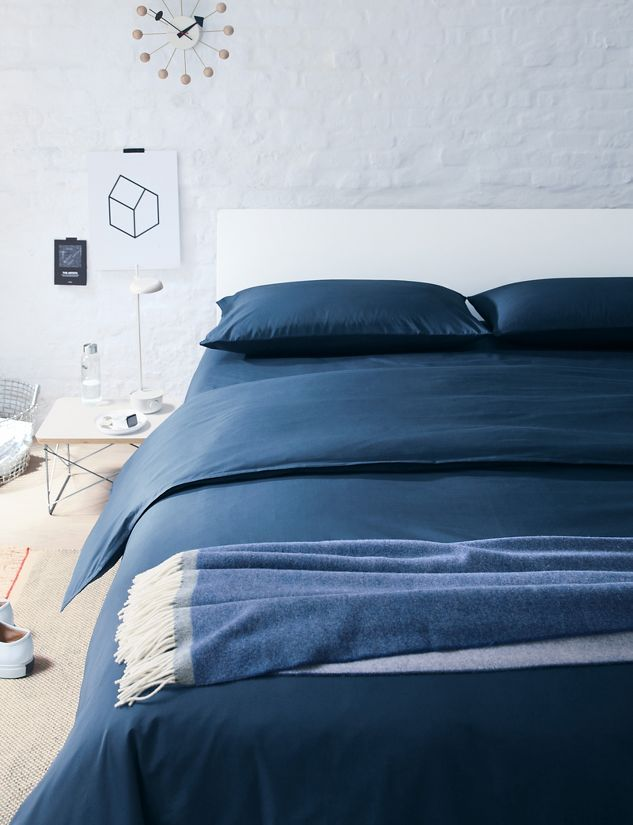 DWR Percale Duvet Cover