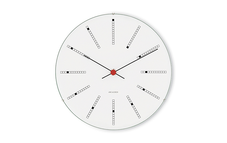 Banker S Wall Clock Design Within Reach