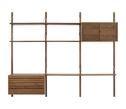 Royal System® Shelving Unit C