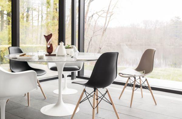 Saarinen Tafel Ovaal : Design icon knoll saarinen tulip dining table in ps dining